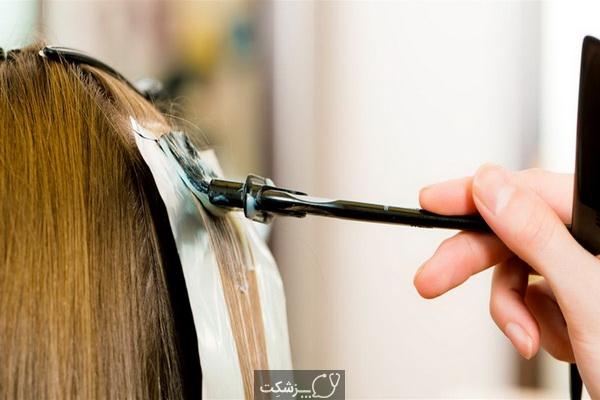 ملانین مصنوعی، جایگزین رنگ مو | پزشکت