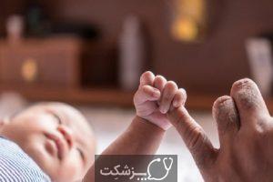 رفلکس اکستروژن در نوزادان چیست؟   پزشکت