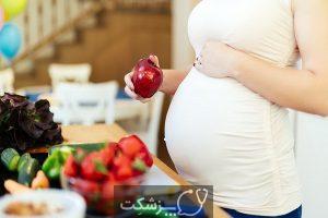 افزایش وزن جنین در بارداری   پزشکت