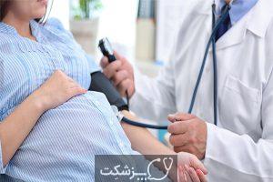 پره اکلامپسی پس از زایمان | پزشکت