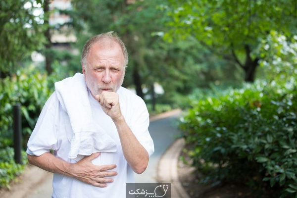 بیماری انسدادی مزمن ریوی | پزشکت