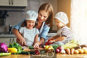 گیاهخواری در کودکان | پزشکت
