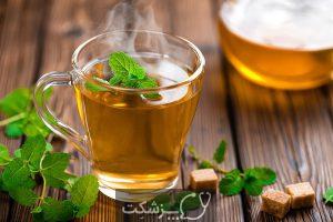 علت باد شکم در شب | پزشکت