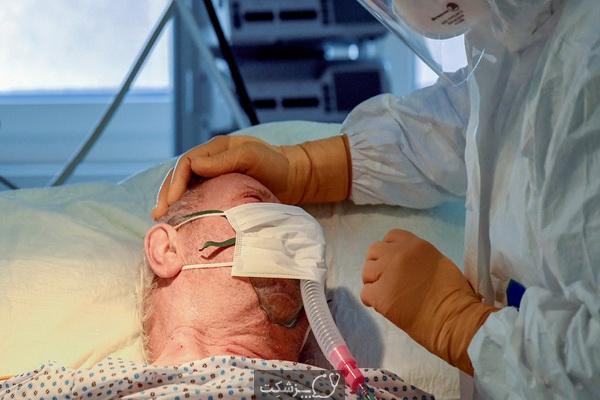 علت مرگ در بیماری کرونا چیست؟ | پزشکت