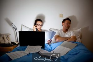مشکلات خواب در کرونا | پزشکت