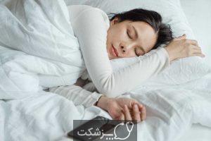 خوابیدن با سوتین | پزشکت