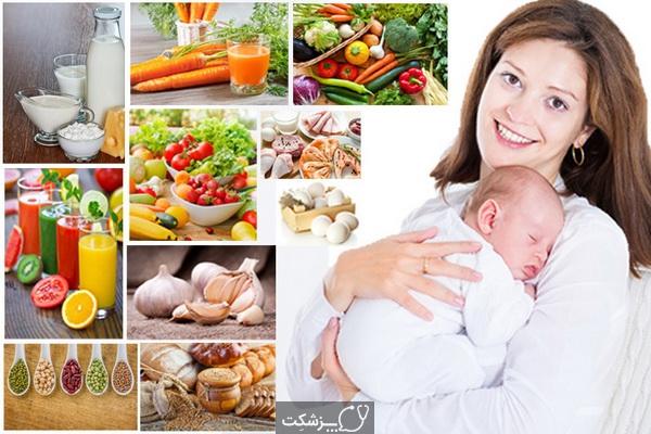 مصرف پروبیوتیک ها در دوران شیردهی   پزشکت