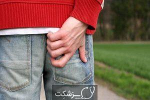 ضایعات پوستی کیسه بیضه و مقعد | پزشکت