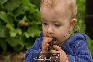 خوردن خاک نشانه چه بیماری است؟ | پزشکت