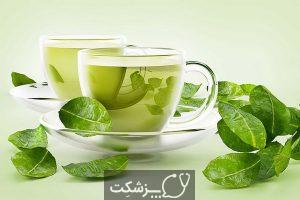 چای سبز و 10 مزیت برتر سلامتی آن | پزشکت