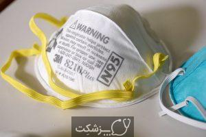 ماسک مناسب معلمان در شیوع کرونا | پزشکت