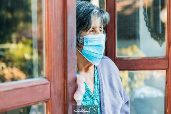 خطر بروز عوارض کرونا بعد از 6 ماه   پزشکت