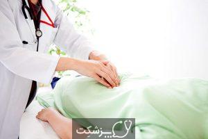 کبد بزرگ شده | پزشکت