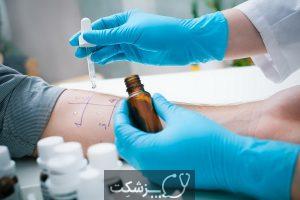 عوارض پنی سیلین   پزشکت