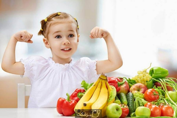 رژیم غذایی برای افزایش قد در کودکان | پزشکت