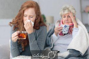 شایع ترین بیماری های فصل زمستان (1) | پزشکت