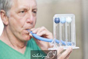 تست عملکرد ریه | پزشکت