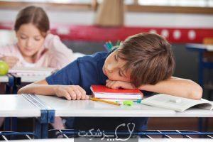 بی خوابی در کودکان | پزشکت