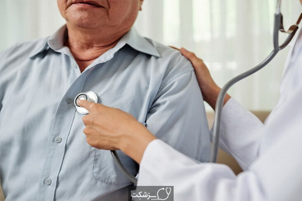 عوارض فیبریلاسیون دهلیزی بر روی بدن | پزشکت