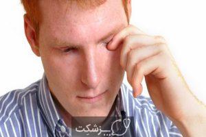علت ضایعات پوستی اطراف چشم چیست؟ | پزشکت