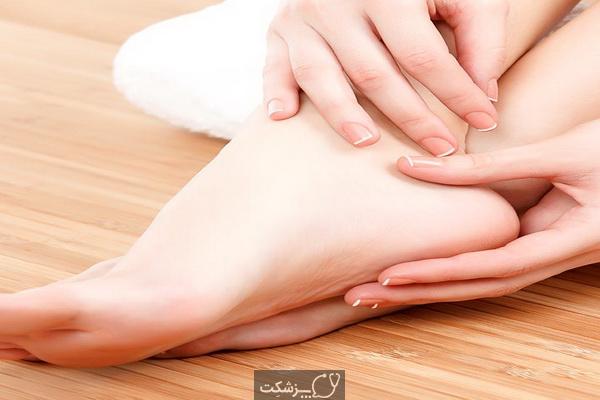 چگونه می توان پای خود را نرم کرد؟ | پزشکت