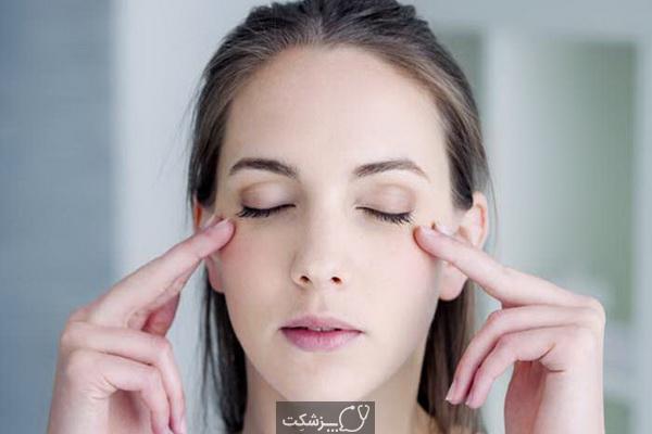 تمرینات چشمی برای آرامش و تقویت عضلات چشم | پزشکت