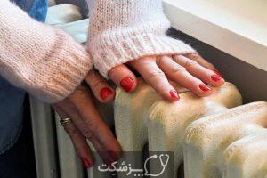 شایع ترین علت عدم تحمل سرما چیست؟ | پزشکت
