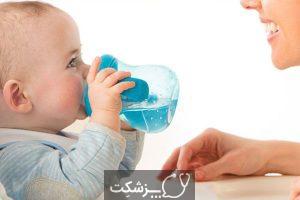 رشد کودک در دوران شیرخوارگی | پزشکت