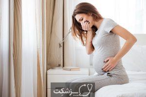 درد سمت راست بدن در دوران بارداری | پزشکت