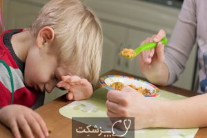 کاهش اشتها در کودکان | پزشکت