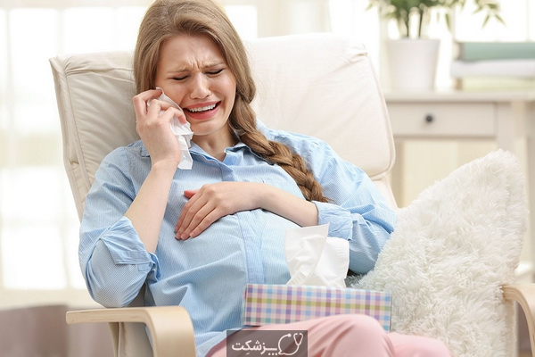اختلالات روانپزشکی در بارداری   پزشکت