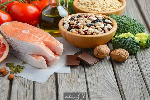 رژیم غذایی و بزرگ شدن پروستات | پزشکت