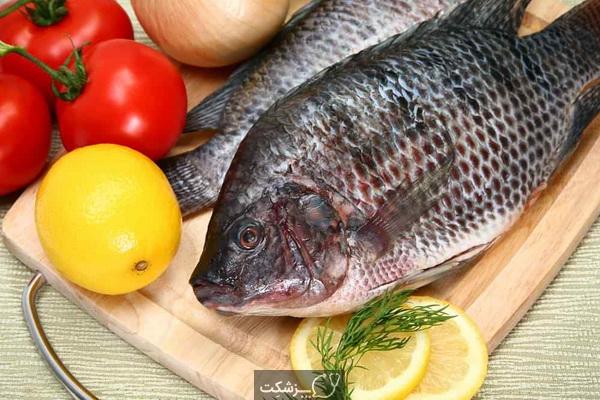 خواص درمانی ماهی تیلاپیا   پزشکت