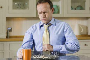 علائم سرطان روده بزرگ در مردان | پزشکت