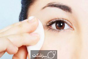 عوارض مایع منی بر روی چشم   پزشکت