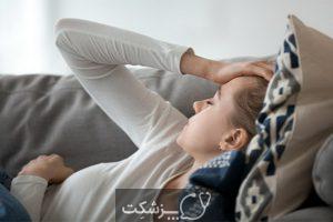 درد پستان در سیکل ماهیانه | پزشکت