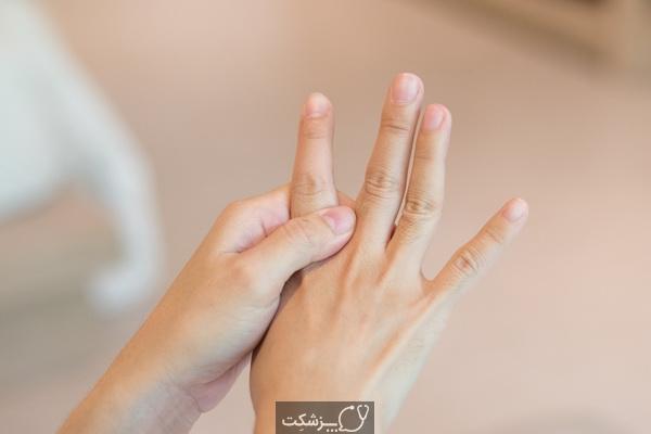 علت بی حسی انگشتان چیست؟ | پزشکت