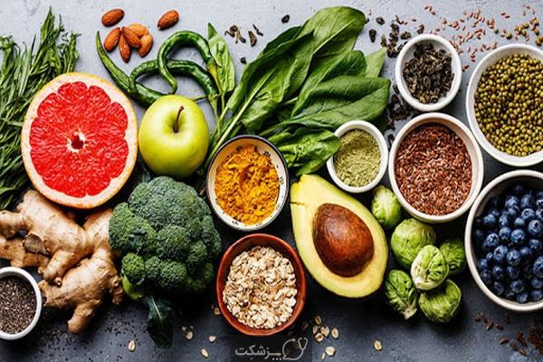 15 مواد غذایی ضد سرطان را بشناسید. | پزشکت
