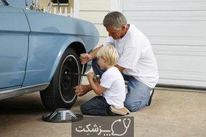 35 راه کار تقویت روابط پدر و پسر | پزشکت 3