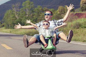 35 راه کار تقویت روابط پدر و پسر | پزشکت 5