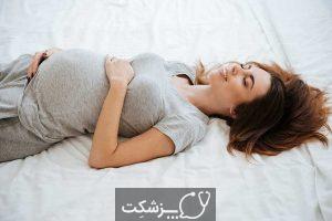 بهترین حالت خواب دوران بارداری 3 | پزشکت