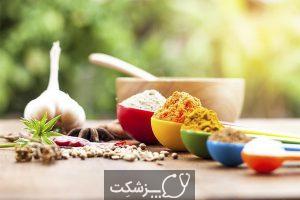 رایج ترین مواد افزودنی غذایی