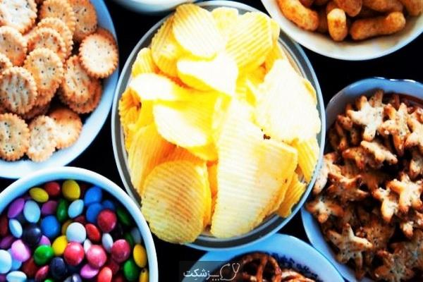 رایج ترین مواد افزودنی غذایی 3   پزشکت