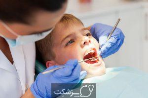 آبسه دندان در کودکان | پزشکت