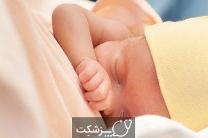 مزیت تماس پوست به پوست با نوزادان | پزشکت