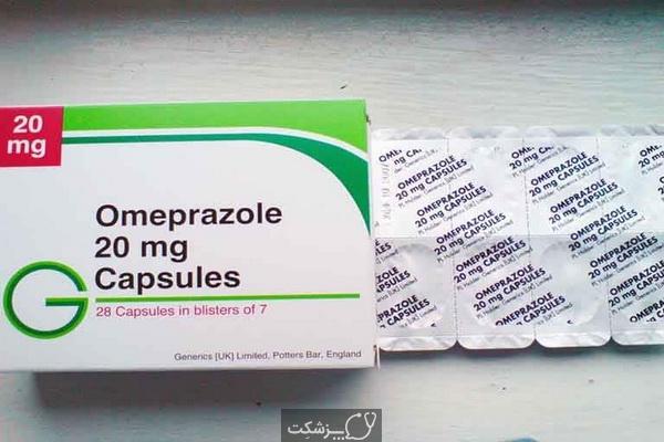 کپسول امپرازول 1 | پزشکت