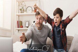 35 راه کار تقویت روابط پدر و پسر | پزشکت 6