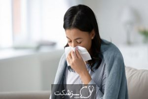 عفونت دستگاه تنفسی فوقانی - سپند جام