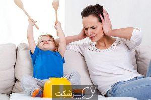 علائم بیش فعالی در کودکان   پزشکت