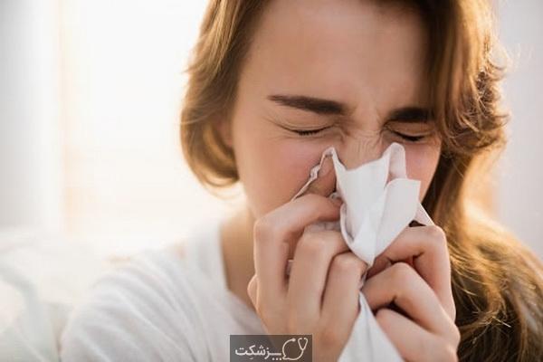 درمان عفونت دستگاه تنفسی فوقانی | پزشکت